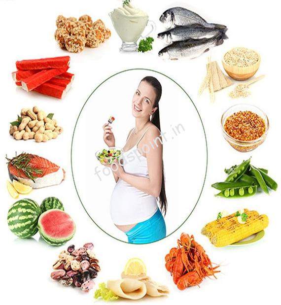 Pregnancy Diet Food